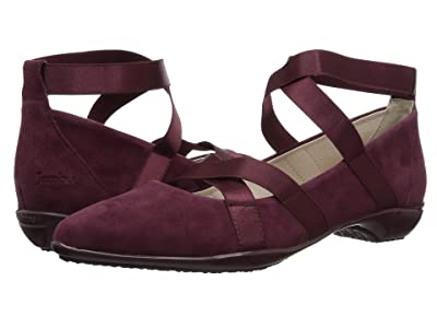 Jambu Rumson Too (Burgundy) Women