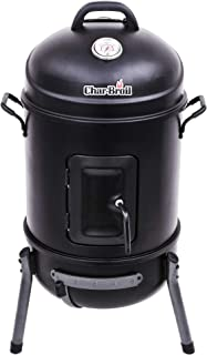 Char-Broil 140 871: Bullet Smoker Tradicional.