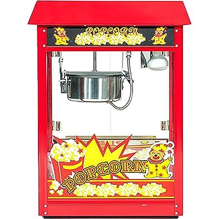 Pajoma 50007 Macchina per PopCorn professionale, modello XXL