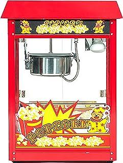 PAJOMA 50007 Machine à Popcorn XXL sans Chariot, Rouge