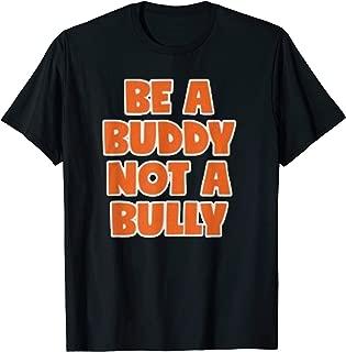 men's unity day orange anti bullying shirt classic navy tees T-Shirt