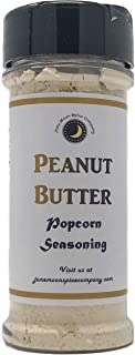 Premium | PEANUT BUTTER Popcorn Seasoning | Large Shaker | Calorie Free | Fat Free | Saturated Fat Free | Cholesterol Free | Sugar Free