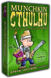 Steve Jackson Games - Munchkin: Cthulhu - Board Game