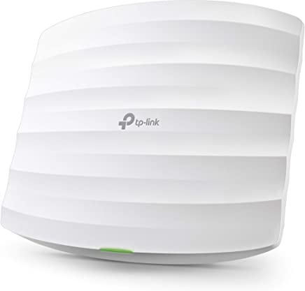 TP-Link EAP115 Access Point Wi-Fi N300 Mbps AP Wireless, Supporto PoE 802.3af ,1 Fast LAN, Gestione centralizzata , Captive Portal - Confronta prezzi