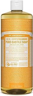 DR Bronner's Citrus Castile Soap 946 ml