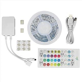 Gind Bandes Lumineuses, Application de contrôle de téléphone Portable Smart WiFi contrôle du Son LED Bandes Lumineuses, 3 ...