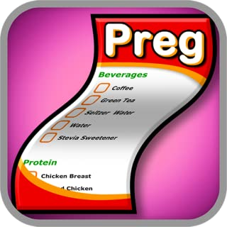 Pregnancy Grocery List