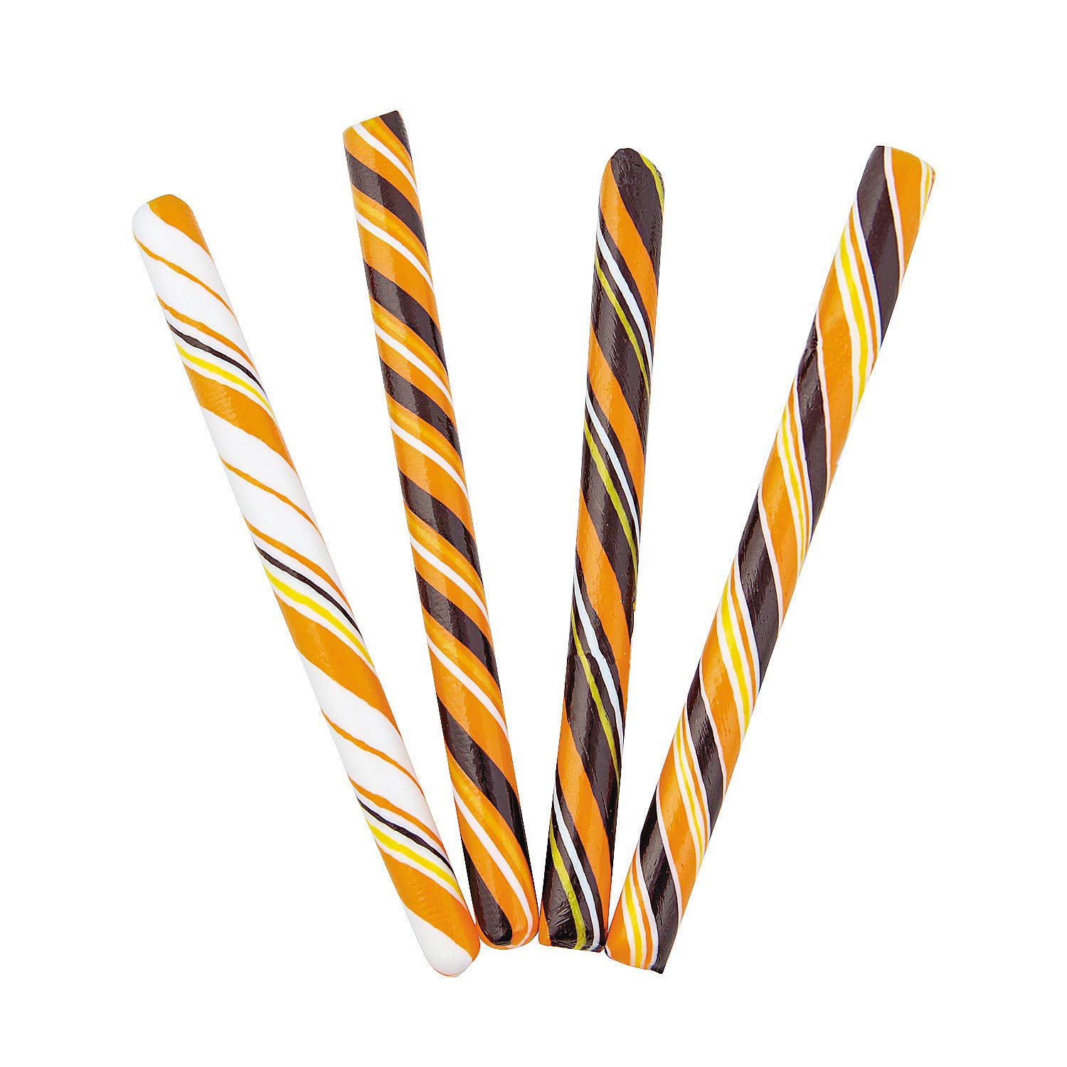 Max 64% OFF Halloween OFFicial site Candy Cane Sticks pieces 80