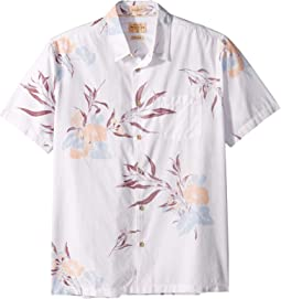 Loninum Short Sleeve Floral Shirt