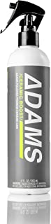 Adam's Ceramic Boost 2.0 - Ceramic Infused Quick Detailer Spray Sealant - Silica Protection Creates a Slick Surface to Bead and Repel Water - Use On Exterior Surfaces Paint, Wheels and Trim (12 oz)