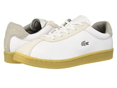 Lacoste Masters 319 2 (White/Grey) Women