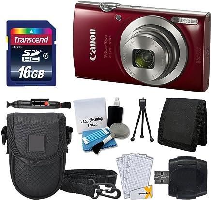 Canon PowerShot ELPH 180 - Juego de accesorios para cámara digital