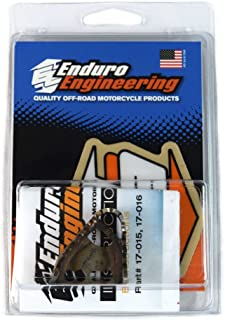 Enduro Engineering Brake Pedal Tip 17-015 - Compatible with 2003-2019 KTM Husaberg Husqvarna Sherco Moto Dirt Bike