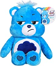 "Basic Fun New 2020 Care Bears - 9"" Bean Plush - Grumpy Bear - Soft Huggable Material!"