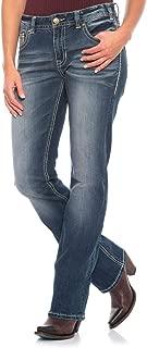 Rock & Roll Denim Boyfriend Extra Stretch Dark Vintage Jean