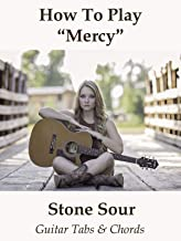 Best mercy tabs guitar Reviews