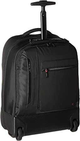 "Excitor Backpack On Wheels 17"" with Laptop Sleeve"