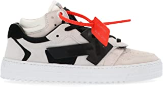 OFF-WHITE Luxury Fashion Womens OWIA181F19D800770210 White Sneakers | Fall Winter 19