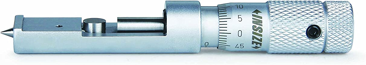 INSIZE 3293-061 Can Seam Micrometer for Steel Cans, 0