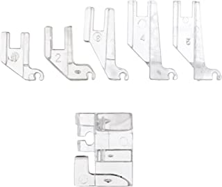 Curve Master Presser Foot - Invented by a Quilter for Quilters - Precise Guide for Scant 1/4
