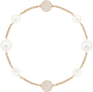 Swarovski Strand Remix Collection, Placcato Oro Rosa