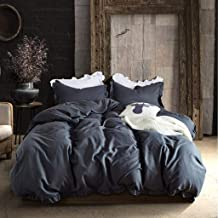 $35 » Beyonds Pure Luxury 3 Piece Bed Set Deep Pockets Bedding Set Includes x1 Duvet Cover x2 Pillowcases – Double-Brushed Microfiber Fabric