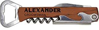 Personalized | Customized Corkscrew - Multi Tool Opener