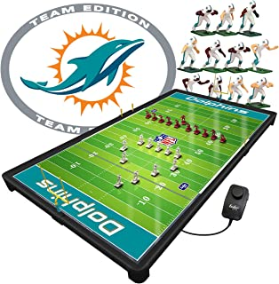 NFL Miami Dolphins NFL Pro Bowl Electric Football Game Set