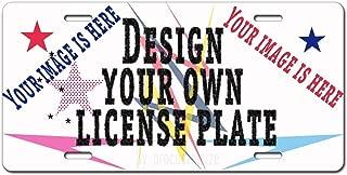 Best custom monogram license plate Reviews