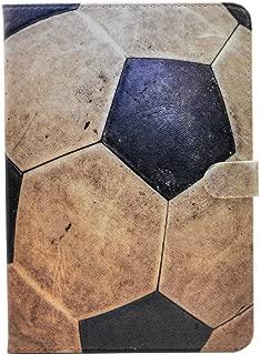 Vintage Soccer Ball Football Leather Flip Stand Case Cover For ipad mini 1 2 Retina ,mini 3