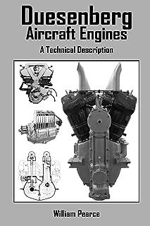 Duesenberg Aircraft Engines: A Technical Description