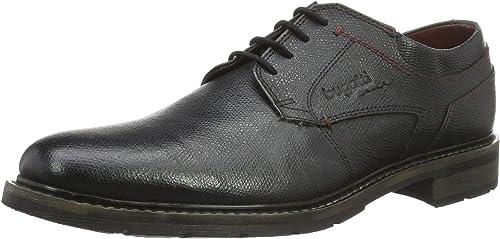 Herren Bugatti Derby 311182011000 97282reox33519 Neue Schuhe