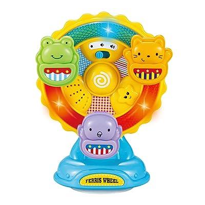 infunbebe Animal Ferris Wheel Spinning Wheel To...
