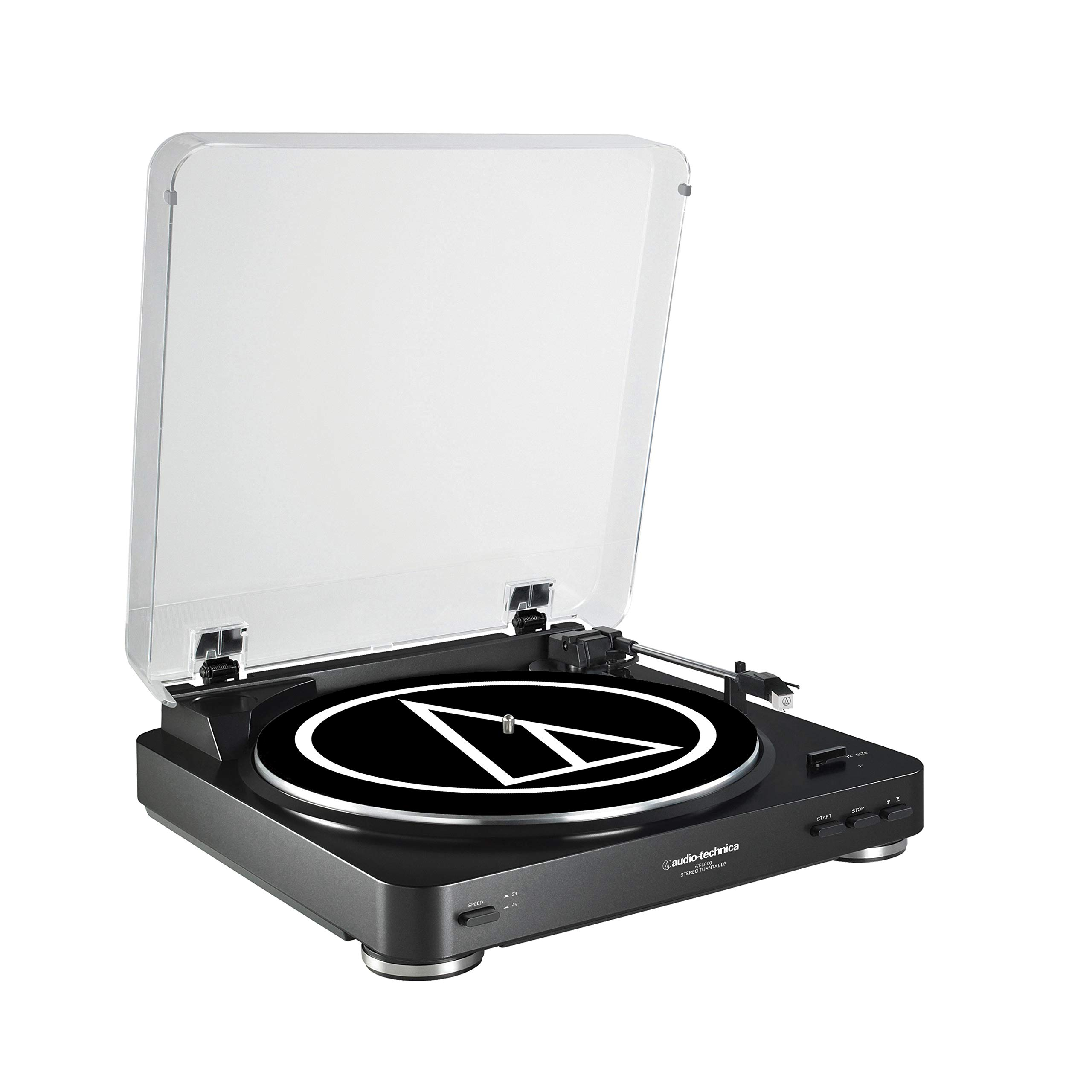 Audio Technica ATLP60 Automatic Stereo Turntable