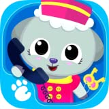 Travel around the Cute & Tiny world with kitty Sue, puppy Bu, bunny Blu, panda Choo, piggy Lulu & their parents! Travel to a magical princess palace & have a royal tea party! Enjoy a relaxing spa day at the coolest city spa resort! Travel to an exoti...