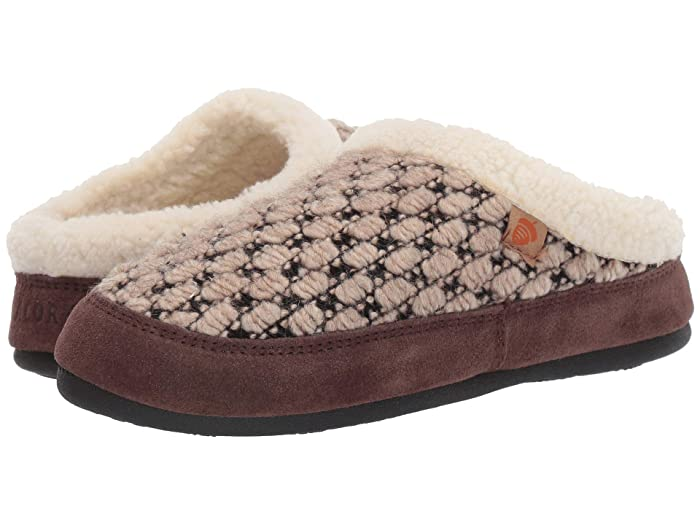 Acorn  Jam Mule (Pebble) Womens  Shoes