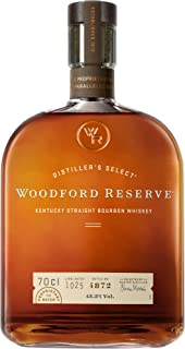 Woodford Reserve Straight Bourbon Whiskey, 700ml