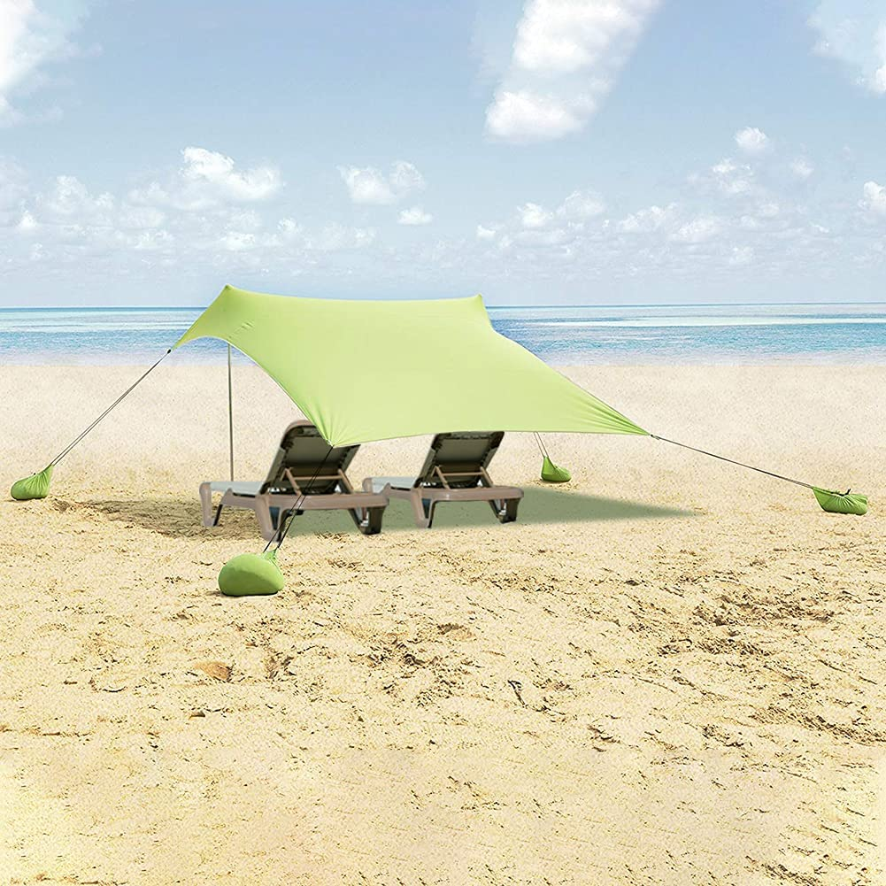 Max 70% OFF Pop Up Beach Tent Canopy Sun New color Prote UPF50+ UV Shelter with