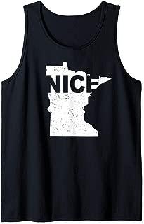 Minnesota Nice Design Tank Top