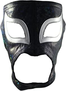 Deportes Martinez Women Professional La Reata Lucha Libre Mask One Size Black