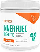 Bulletproof InnerFuel Prebiotic for Digestive Health and Immune Support, Plant-Based Dietary Fiber for Super-Powered Gut B...