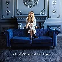 mel parsons glass heart