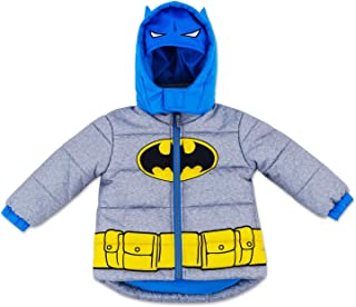 Toddler Boy Authentic Character Winter Puffer Jacket with Hood