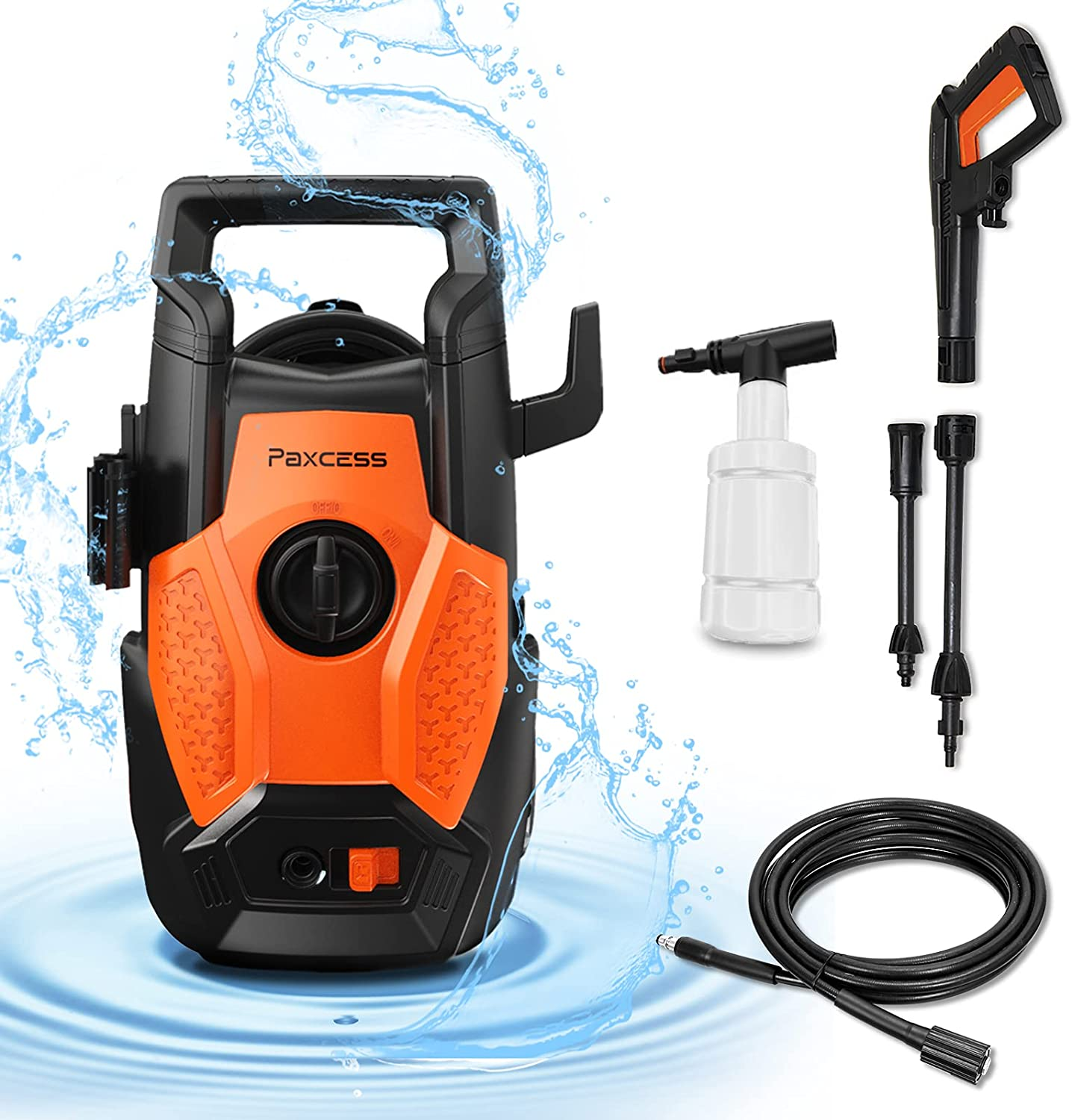 Paxcess Portable Pressure 5 ☆ popular Washer Wash Car Power Ranking TOP14 Electric