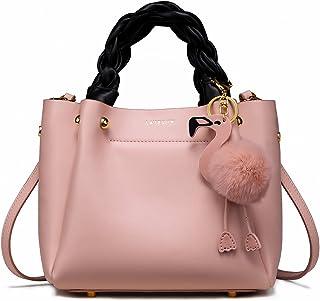 196e786a67 LA'FESTIN Designer Fashion Shoulder Tote bag Handbags in Leather, Luxury  Trendy Accessorize Hobo
