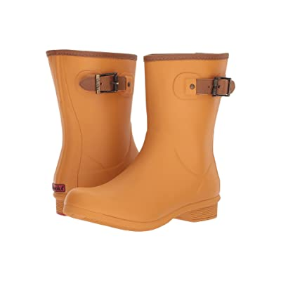 Chooka City Solid Mid Boot (Saffron) Women