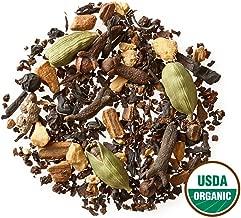 Golden Moon Tea, MASALA CHAI TEA, 181 Servings, Authentic Original Organic Recipe