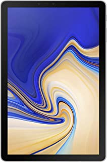 Samsung Galaxy Tab S4 (SM-T835) 4GB / 256GB (Black) 10.5-inches LTE Factory Unlocked Tablet PC - International Stock No Warranty