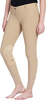 TuffRider Women's Ribb Lowrise Pull-on Breeches