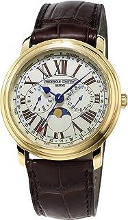 Frederique Constant Classics Business Timer Moon Phase Men's Watch FC-270EM4P5
